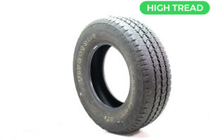 Used Lt 265 70r17 Firestone Transforce At2 121 118r 12 32