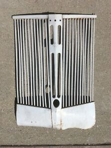 Vintage Ford Tractor Grill Steampunk 16 X 22