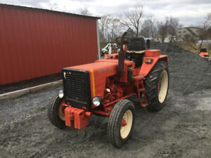 1991 Belarus 250a 2wd Compact Tractor W 3pt And Pto