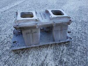Edelbrock Big Block Chevy Oval Port Street Tunnel Ram Intake
