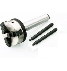Mini Lathe Scroll Chuck 50 Mm 3 Jaw With Mt 3 Mounting Shank Thread Size 12 X 1