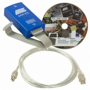 Atmel Sam ice Usb jtag Debugger At91sam ice nd