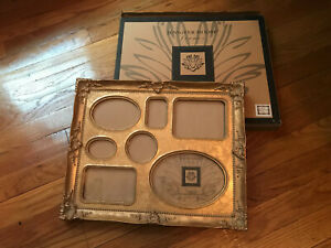New Jennifer Moore Gold Picture Frame