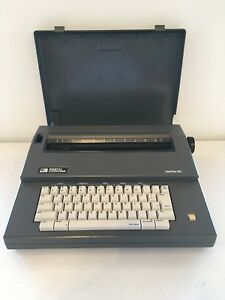 Smith Corona Electric Typewriter Spell Write Dictionary Deville 80 Model 5a