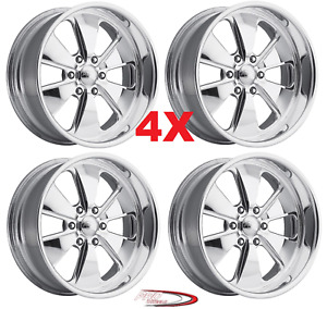 26 Pro Wheels Keystone 6 Custom Forged Billet Rims Intro Line Foose Staggered