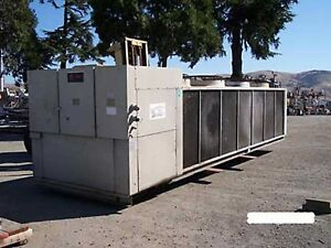 Trane 150 Ton Chiller 4 Fans And 2 Compressors Freon
