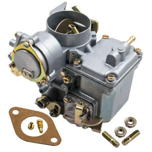 For Vw Volkswagen 34 Pict 3 Carburetor 12v Electric Choke Gasket