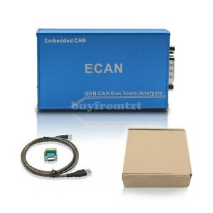 Ecan Pc Usb Can Bus Tool Analyzer Module Compatibel With Peak Pcan Usb Buy sz
