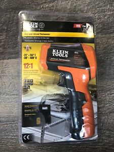 Klein Tools Infrared Thermometer Ir5 New