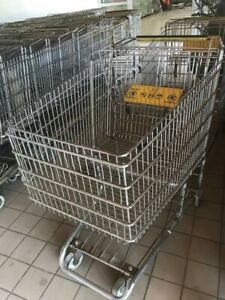 Grocery Shopping Carts Commercial Grade
