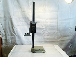 12 Precision Electronic Digital Height Gage
