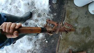 Allis Chalmers G Front Cultivator Support Bar Scissor Lift