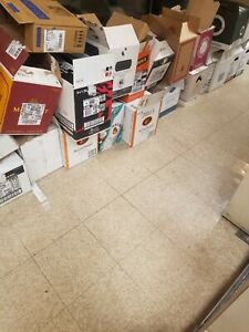 100 120 Wine liquor beer Boxes Flattened Great For Moving Free Shipping