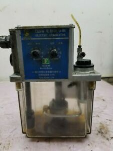 Chen Ying Cesw Electric Lubricator Pump Cesw 2l 180 110v