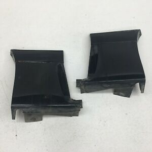 1987 1990 Oem Ford Mustang Gt Ground Effect Rear Quarter Extension Pair S1021