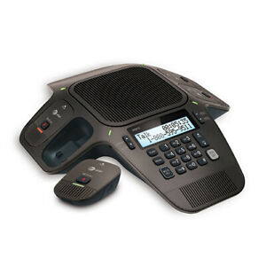 At t Sb3014 Dect 6 0 Wireless Conference Phone With Digital Mixing Technology