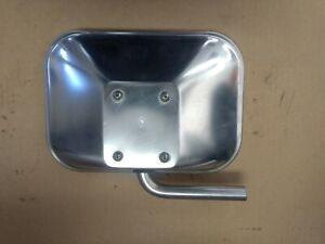 Ford Van Truck Pickup West Coast Stainless Steel Towing Mirror