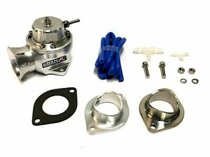 Obx Racing Sports Universal Aluminum Bov With Floating Valve 40 Mm Silver