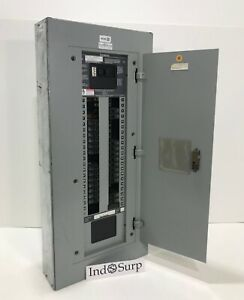 Siemens S1 Panel With 100 Amp Main Breakers 208 120 Volts 3 Phase 4 Wire