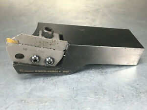 Kennametal Kgspr16 Indexable Lathe Tool Cut off 1275264 2