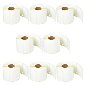 8 Rolls 2 up Jewelry Price Tag Labels 3 8 X 3 4 For Dymo 30299 Label Writers
