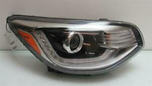 Kia Soul Headlight Xenon Hid Right Headlamp Oem 17 18 2017 2018