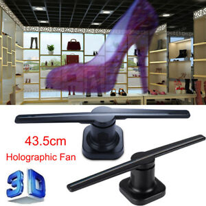 3d Led Holographic Projector Display Fan Hologram 150 Player Advertising
