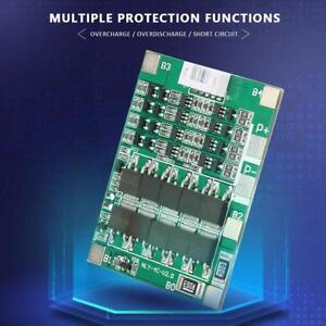 4s 50a Li ion Lithium Battery Charger Pcb Bms Protection Board For Drill Motor