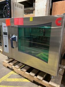 Combi Oven Steamer Cleveland Gas