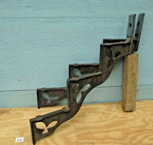 Stair Stringer Cast Iron 1800 S Architectural Delivery Possibility Antique Old