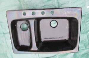 Farm Sink Iron Black 98 Lbs Kohler 33 X 22 Delivery Available