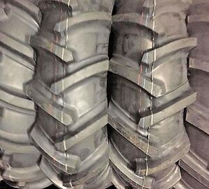 11 2x24 Tractor Tire 8ply Tubeless Heavy Duty R1 Tire
