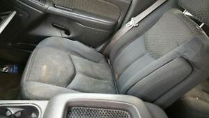 Passenger Front Seat Bucket bench Manual Fits 03 06 Avalanche 1500 87645