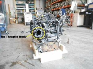 Engine 2 3l W o Turbo Low Emission Vin 4 8th Fits 06 09 Mazda 3 no T Body 44k