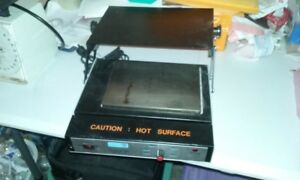 Ok Industries Sa 751 Hot Plate 750 Series