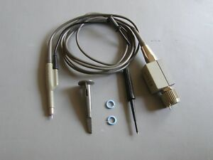 Tektronix P6121 100mhz 10x Passive Voltage Oscilloscope Probe