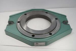 New Bison Milling Fixture Base Plate For 10 Self Centering Lathe Chuck 9450 250