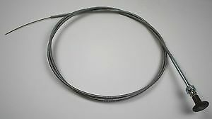 1940 1941 1942 1946 1947 1948 Chevrolet Car Hood Release Cable All Models