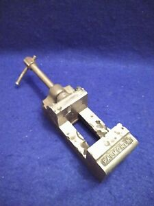2 3 8 Palmgren Machinist Drill Press Vise Vintage Usa See Pics