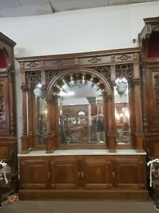 Antique Back Bar From Missouri