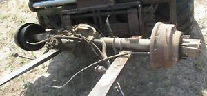 88 92 93 94 95 96 97 Ford F350 Rear End Axle Assembly Differential Dual Wheel