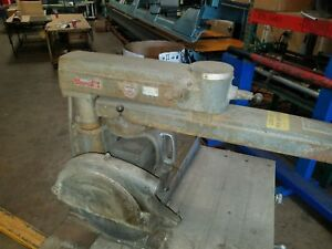 Radial Arm Saw Delta