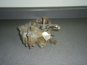 Autolite 1100 1 barrel Carburetor C5df m 1963 1967 Ford Mustang Fairlane Falcon