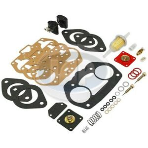 Weber 40 44 48 Idf Carburetor Rebuild Overhaul Kit W Float