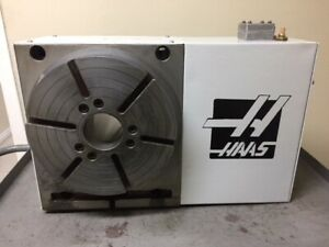 Haas Hrt 310 Brushless Sigma 1 Rotary Table Indexer warranty Fully Serviced