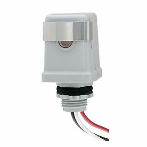 Intermatic K4121c 120 volt Stem Mount Thermal Photocontrol