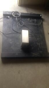 Pennsylvania 6900 Pallet Floor Scale Capacity 1000 With 7500 Monitor