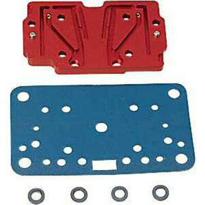 Quick Fuel Technologies 34 3qft Billet Metering Plate Kit For Center Hung 3310
