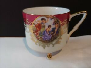 Lm Royal Halsey Tea Cup Very Fine