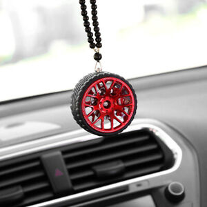 Vehicle Wheel Car Interior Pendant Decor Accessorie S Elegant Hanging Ornament